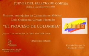 Colombia, 17-11-2005
