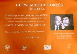 Cortés, 16-12-2005