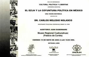 EZLN, 19-05-2006
