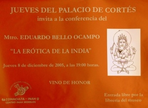La India, 8-12-2005