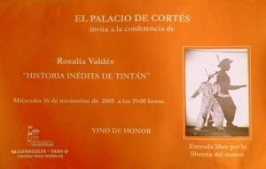 Tintán, 16-11-2005