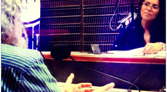 Cátedra Alfonso Reyes en Cuernavaca. Entrevista a Braulio Hornedo