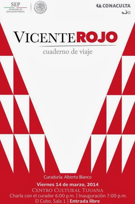 Exposición Vicente Rojo