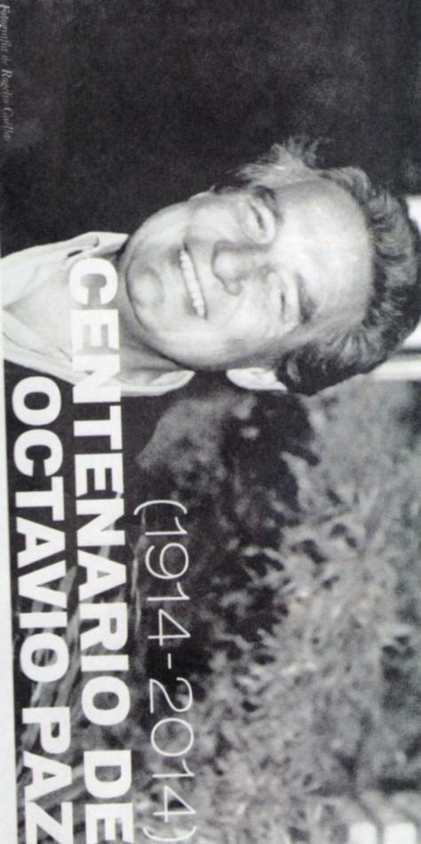 Octavio Paz y José Emilio Pacheco
