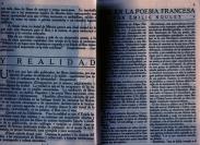 Poe en la poesía francesa,