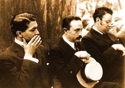 El movimiento intelectual contemporáneo de México. José Vasconcelos, 26 de julio de 1916