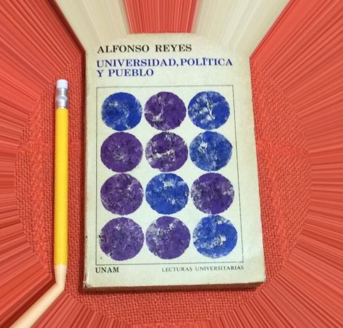 Oración por Atenea política. Alfonso Reyes