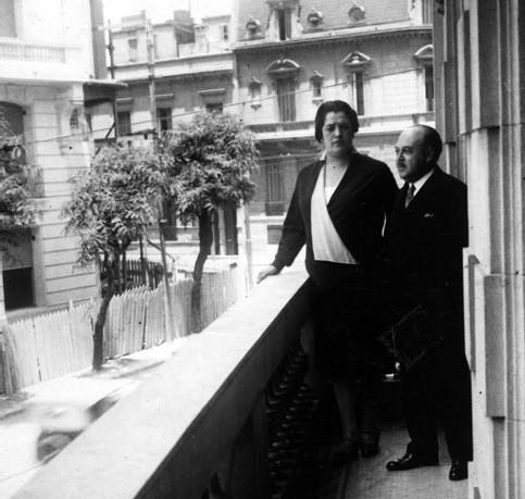 Acta de matrimonio entre Alfonso Reyes Mota y Alicia Mota (1 de abril de 1937, Ciudad de México)