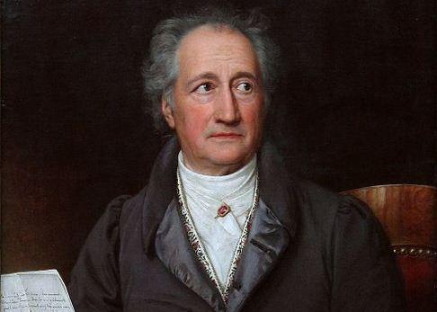 Ante los centenarios. Rumbo de Goethe. Por Alfonso Reyes