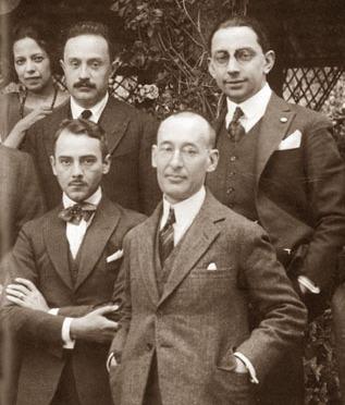 Correspondencia entre Julio Torri y Alfonso Reyes (1910-1911)