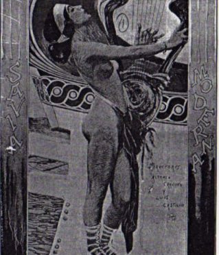 Revista Savia Moderna (México, 1906)