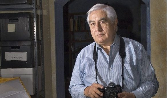 Adalberto Ríos Szalay, fotógrafo universal