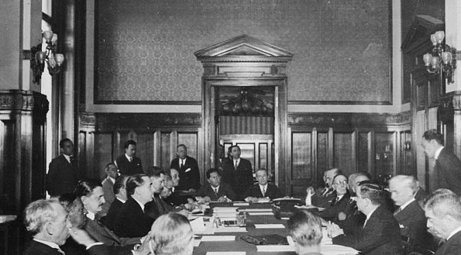 Alfonso Reyes diplomático: intervenciones en la Conferencia Internacional de Estados Americanos. Montevideo (1933)