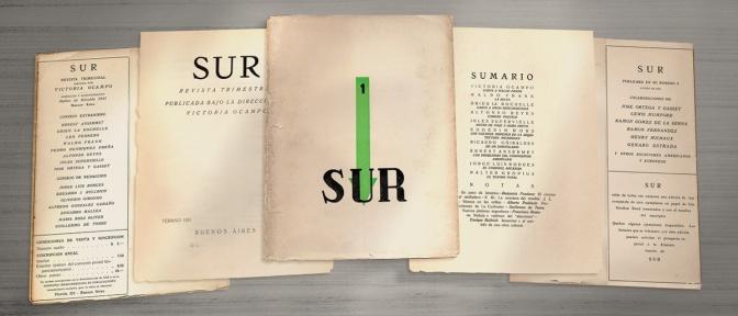 Revista Sur (1931) en línea